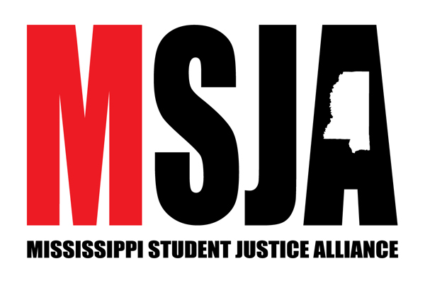 Meet Team Mississippi. [link to Mississippi Page] Facebook: www.facebook.com/MsStudentJusticeAlliance Twitter: @ms_sja  Instagram: @msstudentjustice